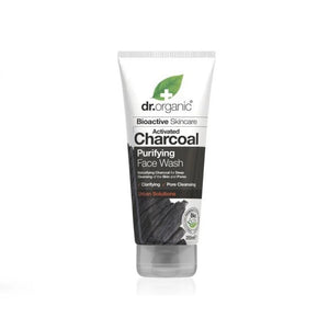 Dr. Organic Activated Charcoal Face Wash