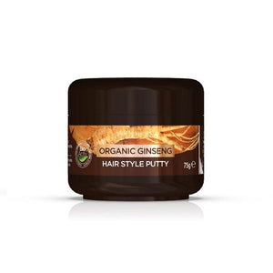 Dr Organic Ginseng Mens Hair Style Putty