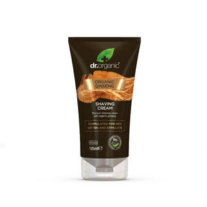 Dr Organic Ginseng Mens Shaving Cream