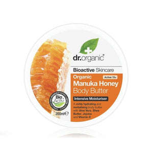Dr. Organic Moisturizing Manuka Honey Body Butter