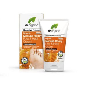 Dr. Organic Manuka Honey Foot Cream