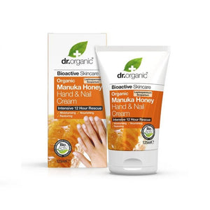 Dr. Organic Manuka Honey Hand Nail Cream