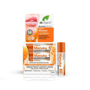 Dr. Organic Manuka Honey Lip Balm