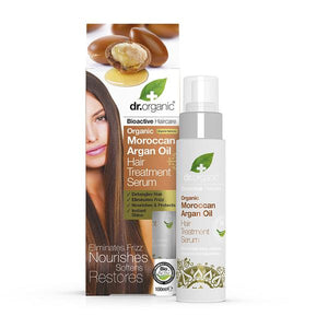 Dr. Organic Moroccan Argan Oil hair Treatment Serum