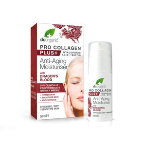 Dr. Organic Pro-Collagen Dragon's Blood Anti-Aging Moisturizer