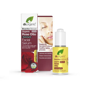 Dr. Organic Rose Facial Serum