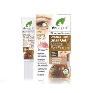 Dr. Organic Snail Gel Eye Serum
