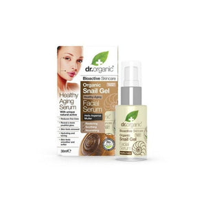 Dr Organic Snail Gel Facial Serum