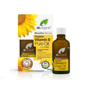 Dr Organic Vitamin E Oil