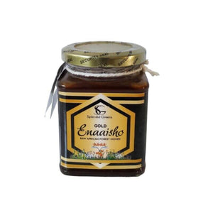 Enaashio Gold Raw Organic African Forest Honey Kenya