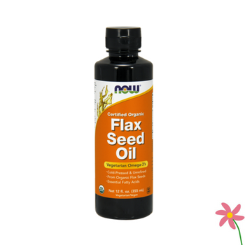NOW Flax Seed oil 355ml