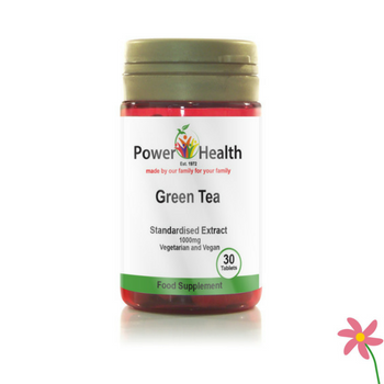 PowerHealth Green Tea 1000mg 30s