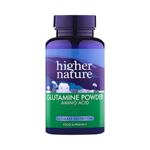 Higher Nature Glutamine Digestion Gut Immunity