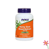 NOW Horny Goat Weed Extract 750 mg 90s