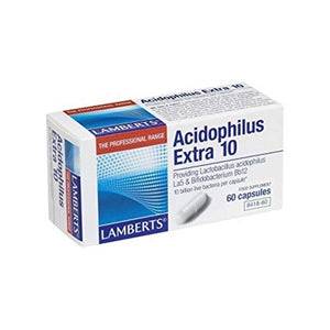 Lamberts Acidophilus 10 billion Probiotics