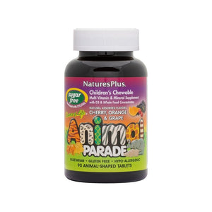 Nature's Plus Animal Parade Children's Multivitamins 90's
