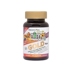 Animal Parade Childrens Multivitamins Gold