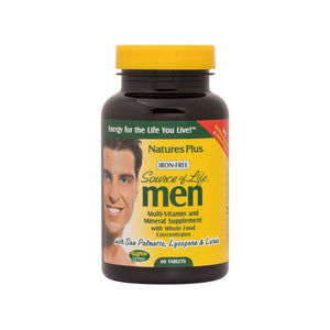 Nature's Plus Source of Life Men's Multivitamins