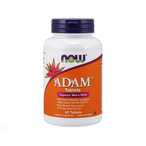 NOW Adam Men's Multivitamin with Saw Palmetto