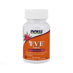 NOW Foods Eve Women's Multivitamin with Cranberry