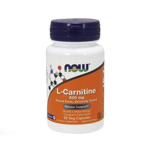 NOW Foods L-Carnitine Fitness Support