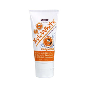 NOW Foods Xyliwhite Orange Tooth gel Kids