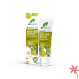 Dr Organic Olive Oil Face Mask 125ml