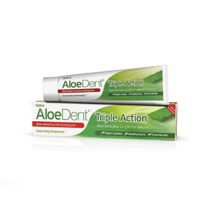 AloeDent®Toothpaste with Co Q10 and Tea Tree Oil 100ml
