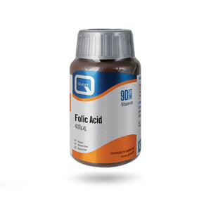 Folic Acid 400 mcg Prenatal supplement