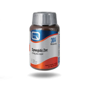 Quest Synergistic Zinc 15mg with Copper Immunity