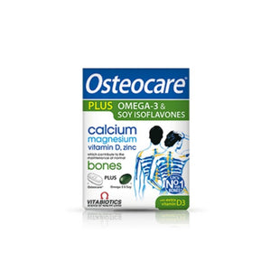 Vitabiotics Osteocare Plus tablets 28/56's