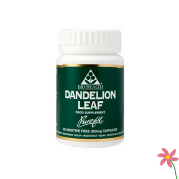 Bio-Health Dandelion Leaf 300mg 60s