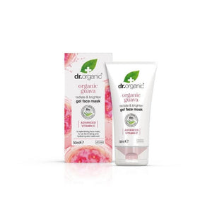 Dr Organic Guava Gel Face Mask 150ml