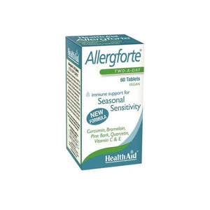 HealthAid Allergforte allergies