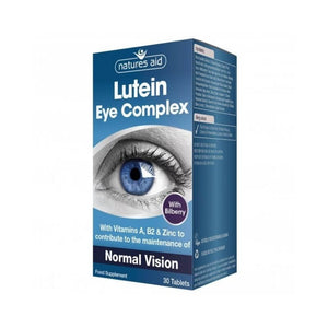 Natures Aid Lutein Complex