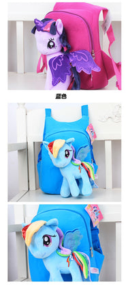 Super cute backpack bag, with lovely unicorn!