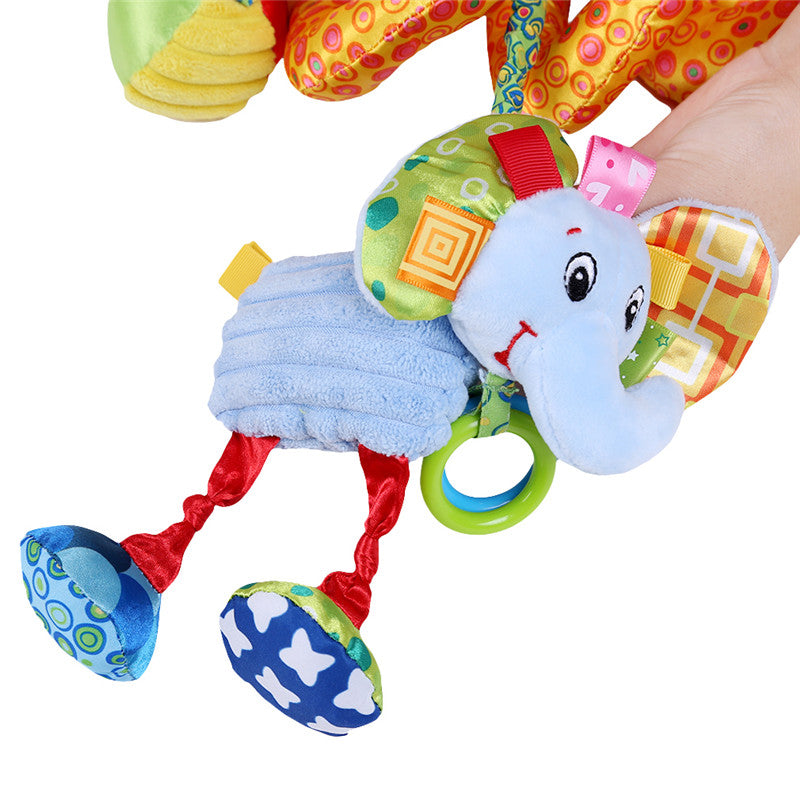 Cute Spiral Hanging Animal Toy Mami Mommy