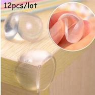 12Pcs of Baby Safety Silicone Protector Table Corner!