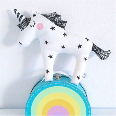 High Quality Lovely Plush Unicorn Toy For Child's