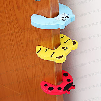 10 Units, BABY AND KIDS SAFETY DOOR STOPPER