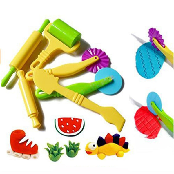 Master set plasticine Plasticine Tools Playdough Set.  Enrich the child's imagination.  Ideal for early learning,