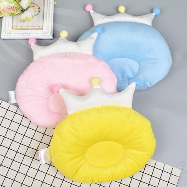 Lovely Baby Crown shape Pillow for newborn's.