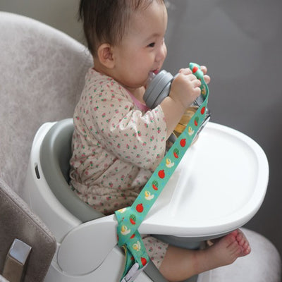 Cute Anti-lost Bottle Strap and  Pacifier Holder A cute and colorful baby bottles  holder that the baby will love!