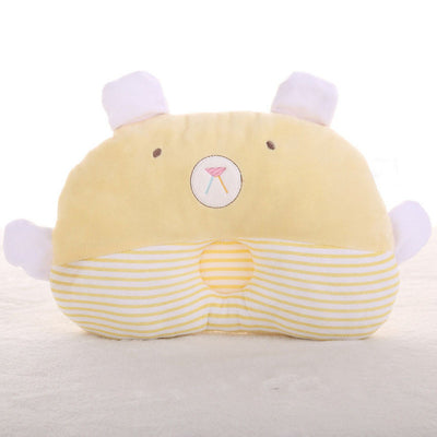 Baby Shaping Pillow with Little Pig Pattern