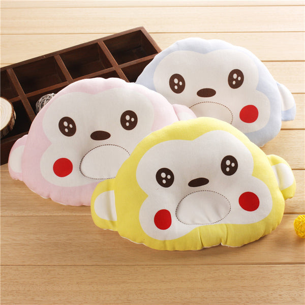 Cute Pillow with Happy Face suitable for  Newborn