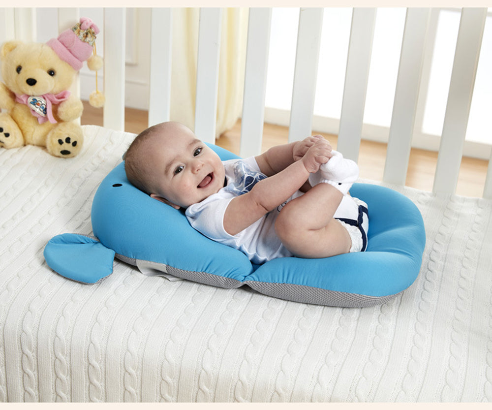 Cute Baby Bath Tub Pillow In a variety of colors and shapes.