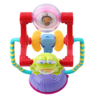 Adorbale Multicolor Animal Model Rotating Windmill. Adorable Educational Toy For Babies.