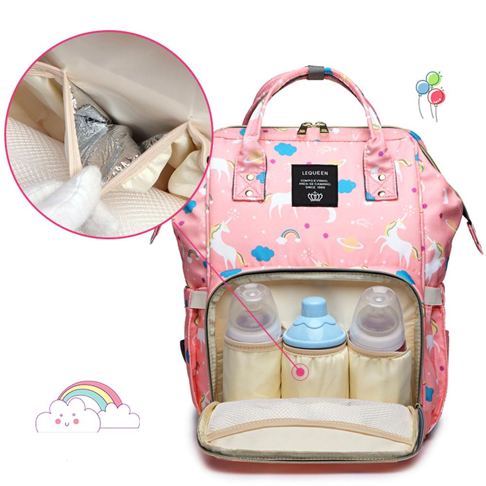 baby bags Large Unicorn design Maternity Nappy Bag
