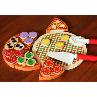 Pizza Party House Toy, Food Simulation For Children