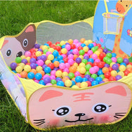 Colorful Children Ball Pool Game